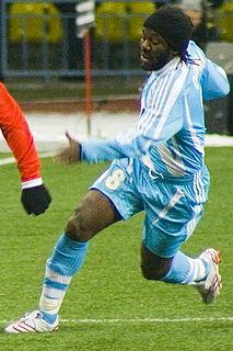 Wilson Oruma Nigerian footballer