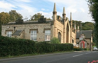 Wilton, Redcar and Cleveland - Image: Wilton Village Old School