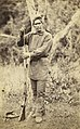 Wiremu Tamihana standing, photograph by John Kinder.jpg