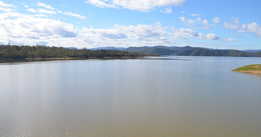 Wivenhoe Dam - The Reader Wiki, Reader View of Wikipedia