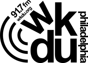 WKDU - Image: Wkdu logo