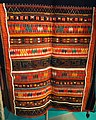 Woman's clothing, Akha peoples, Thailand, Laos, Myanmar, 20th century, cotton, glass, seeds, brass - Fernbank Museum of Natural History - DSC00005.JPG