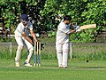 Woodford Green CC v. Hackney Marshes CC at Woodford, East London, England 110.jpg
