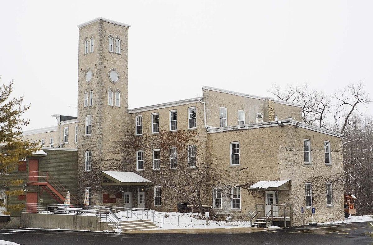 Cedarburg Woolen Co Worsted Mill Wikipedia
