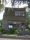 woonhuis in zakelijk-expressionistische stijl 1937 winschoten - 3