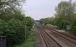 Worle railway station MMB 10.jpg