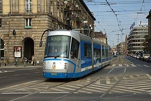 Škoda Elektra - Image: Wrocław, Świdnicka, 16T