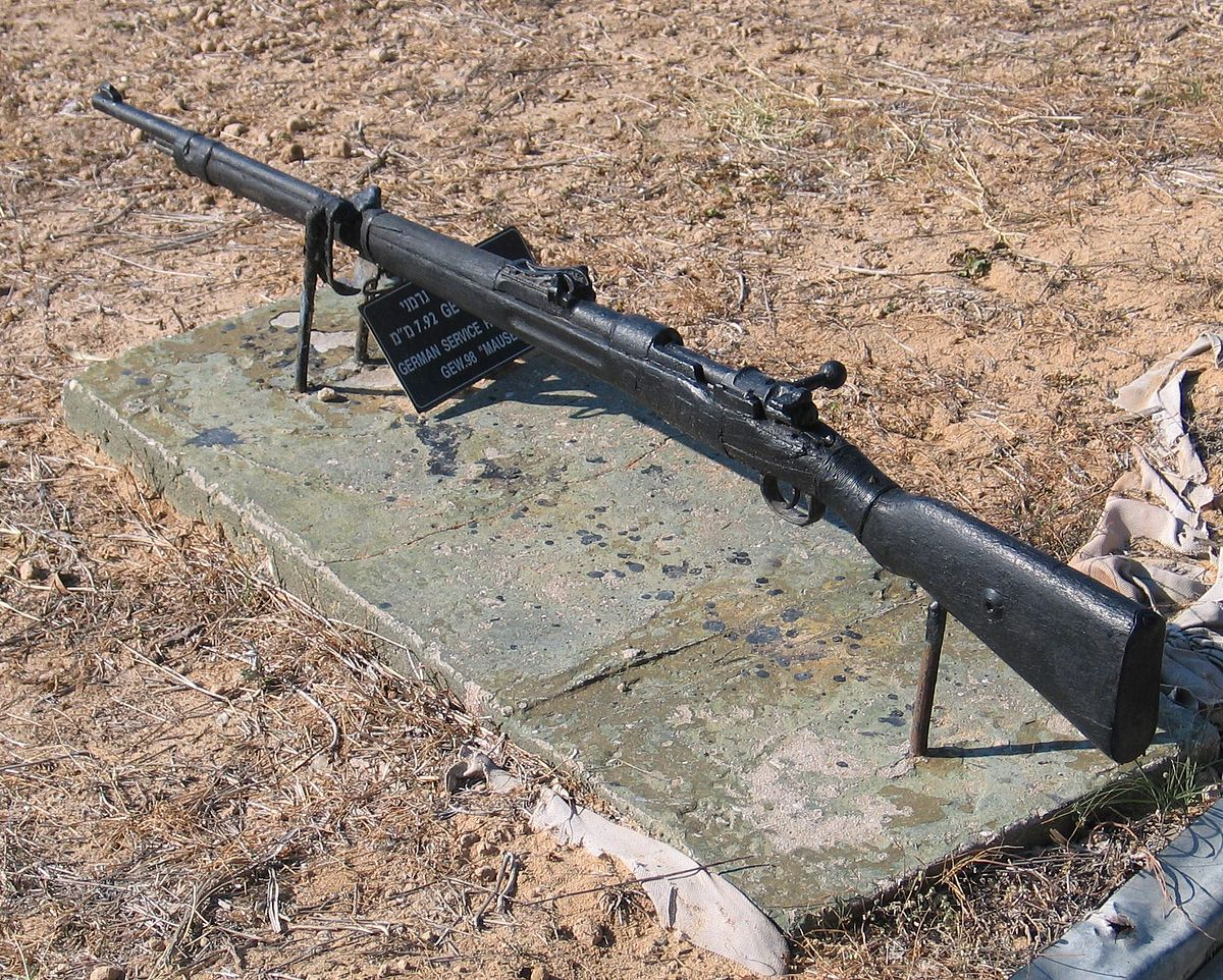 Mauser-rifle M98 – Wikipedia
