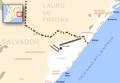 Y - Litoral Norte Beach of Salvador - Lauro de Freitas.png
