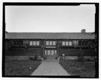 Yakima Park Stockade Group, Longmire, Pierce County, WA HABS WA-236-6.tif