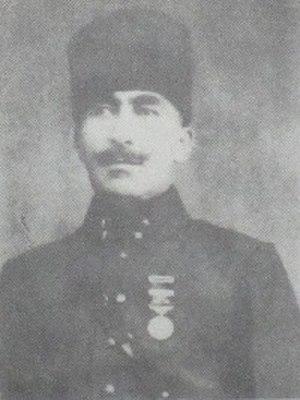 Yakup Şevki Subaşı - Image: Yakub Shevki Pasha