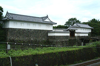 Japanese historical estate in Dewa province