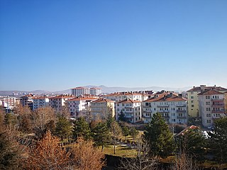 Çubuk, Ankara District in Central Anatolia, Turkey