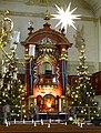 Zöblitz Herrnhuter Stern Altar.jpg
