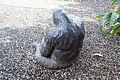 ZSL London - Female gorilla and offspring sculpture (04).jpg