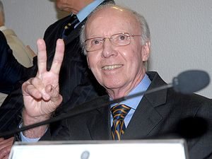 Mário Zagallo - Zagallo in 2008