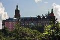 Zamek Książ - str. zachodnia - panoramio.jpg