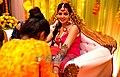 Zara Barring at her Mehndi celebrations (12).jpg