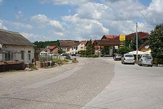 Zavlaka Village in Serbia