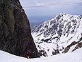 Zawrat - szlak turystyczny w Tatrach Polskich, Tatra Mountains, Poland.jpg