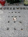 Zbigniew Kuszewski - Halina Kuszewska - Cmentarz Wojskowy na Powązkach (88).JPG