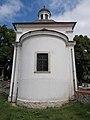 Zichy cemetery chapel, south, 2017 Várpalota.jpg