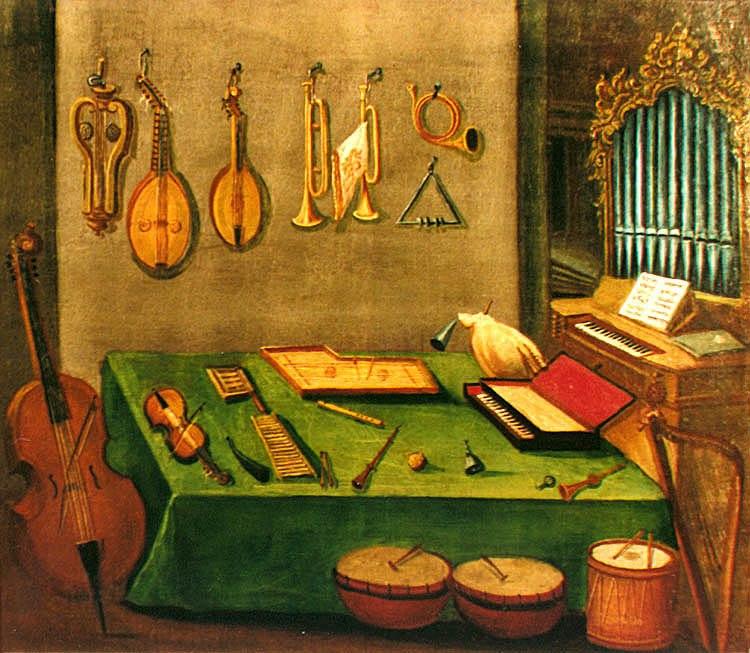 Zlata Koruna Musical instruments