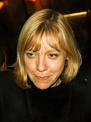 2007 in poetry - Zoë Skoulding at the Spectrum XXI festival in Paris, 2007