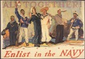 """All Together^ Enlist in the Navy."", ca. 1917 - ca. 1917 - NARA - 512495.tif"