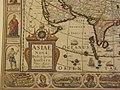 """""""Asiae Nova Descriptio,"""" by P. Kaerius, 1614 - southwest.jpg"""