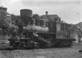 """Climax"" locomotive at Mangapehi, in 1920. ATLIB 289736.png"