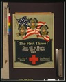 """The first three!"" Give till it hurts - they gave till they died LCCN00652854.tif"