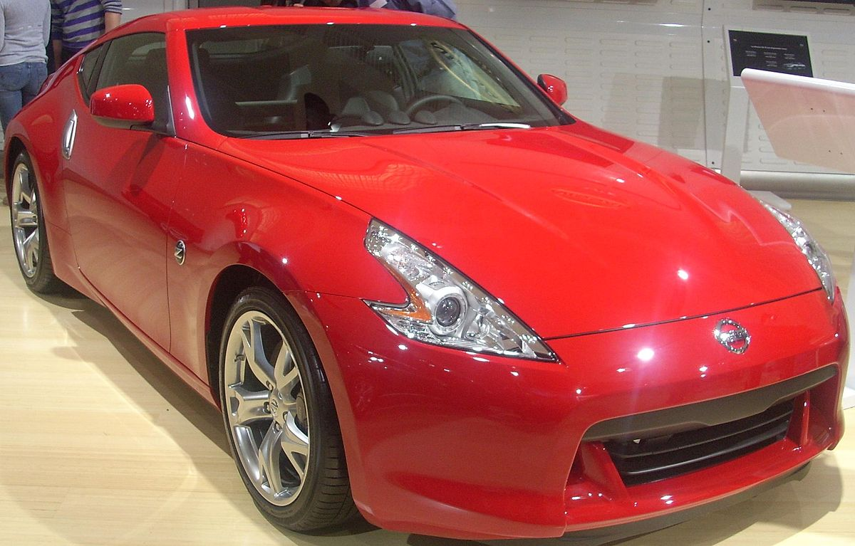 Nissan Z-car - Wikipedia