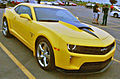 '10 Chevrolet Camaro Transformers (Les chauds vendredis '11).JPG