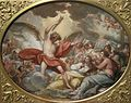 'Genius Calling Forth the Fine Arts to Adorn Manufactures and Commerce' by Benjamin West.JPG