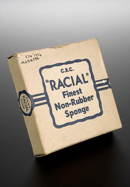 File:'Racial' Synthetic sponge, London, England,1940-1960 Wellcome L0065396.jpg