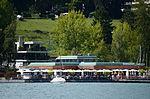 'Seerose' in Zürich-Wollishofen, Ansicht von der MS 'Pfannenstiel' der Zürichsee-Schifffahrtsgesellschaft (ZSG) 2013-09-09 14-19-59.JPG