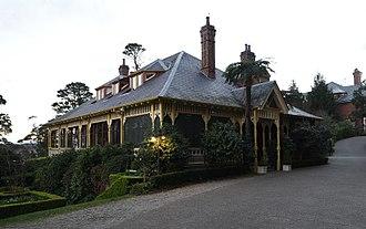 Frederick Matthew Darley - Lilianfels, Darley's old retreat in Katoomba