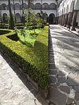 (Iglesia de San Francisco, Quito) Convento pic.ab01 interior courtyard.JPG