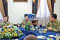 «Ви мужні, сильні, розумні, перспективні», Степан Полторак вихованцям Київського військового ліцею імені Івана Богуна (38739487874).jpg