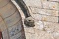 Église Notre-Dame de Démouville mascaron 02.JPG