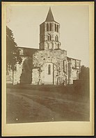 Église Saint Pierre de Gaillan-en-Médoc - J-A Brutails - Université Bordeaux Montaigne - 0403.jpg