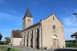 Église St Martin Chavannes Reyssouze 10.jpg