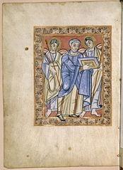 Poussay Gospels