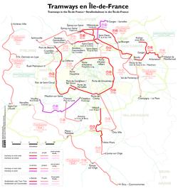 tramways in le de france wikipedia. Black Bedroom Furniture Sets. Home Design Ideas
