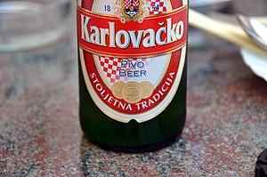 Karlovačko - Image: Øl (5781942709)