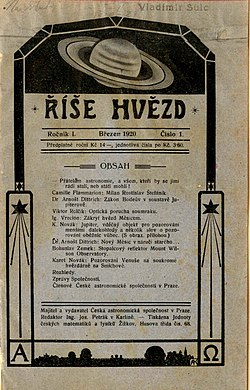 Říše hvězd - 1920 - volume 1, issue 1.jpg