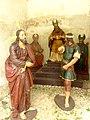 Římov, Pašijová cesta, zastavení - kaple VI.jpg