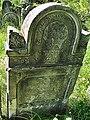 Żarki cmentarz żydowski macewa.jpg