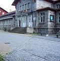 Železná ruda - railway station.JPG